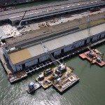 San Francisco CA Marine Construction - Exploratorium Museum at Pier 15