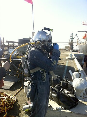 Oakland And San Francisco Area Marine Company Diving Services